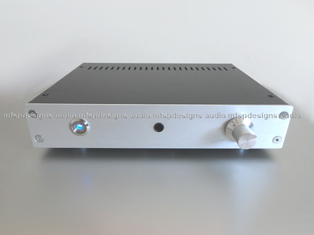 f902f3fcef5 O2+ODAC SDE headphone amplifier with silver front panel - Special Desktop  Edition